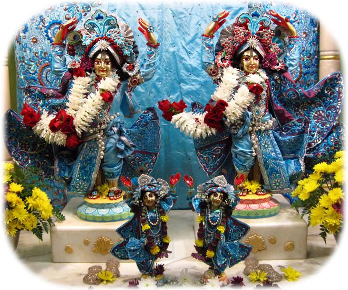 Sri Sri Gaura Nitai New Raman Reti