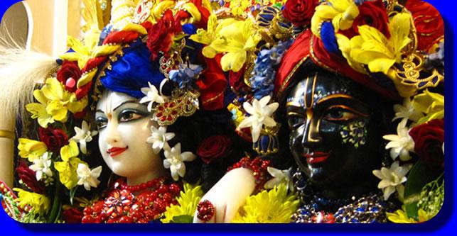 Sri Sri Radha Syamasundara