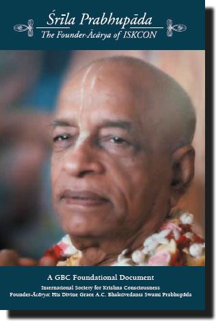 Srila Prabhupada book