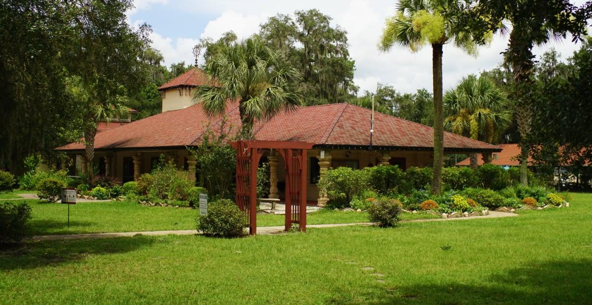 ISKCON Alachua Temple building