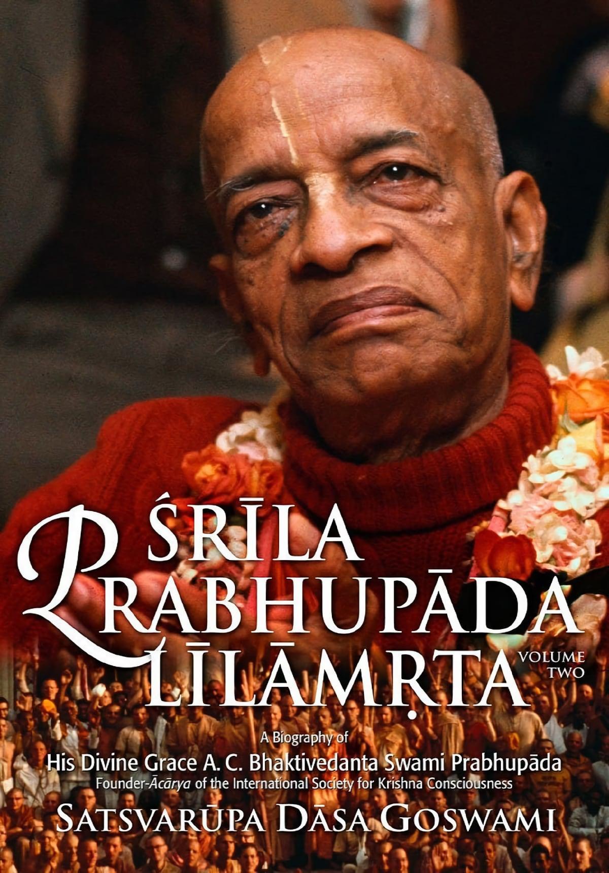 Srila Prabhupada Lilamrita readings